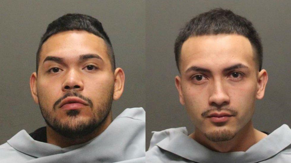 Ashton Carrizoza and Eddie Leyvas are facing felony drug charges.