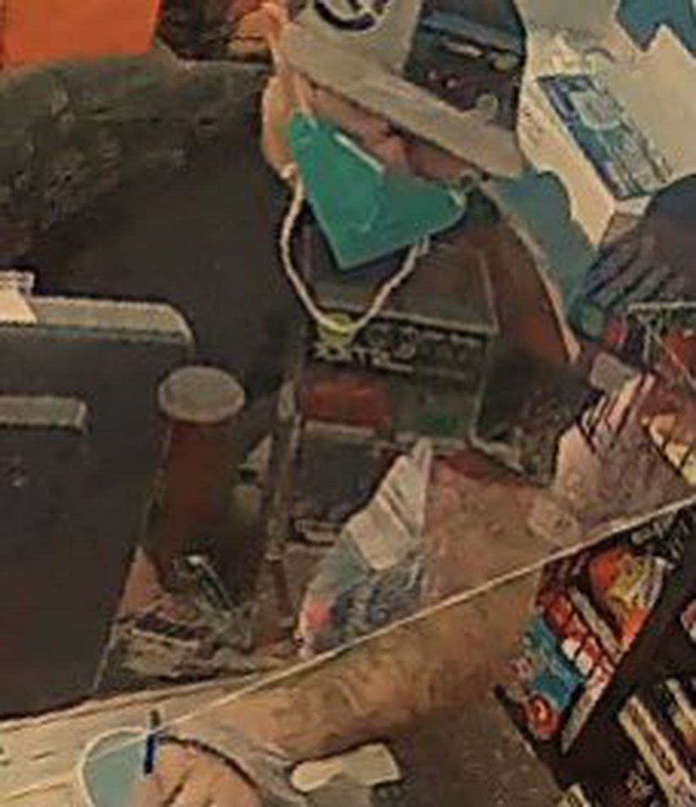 Oro Valley police said they are searching for the man pictured above who is wanted in...