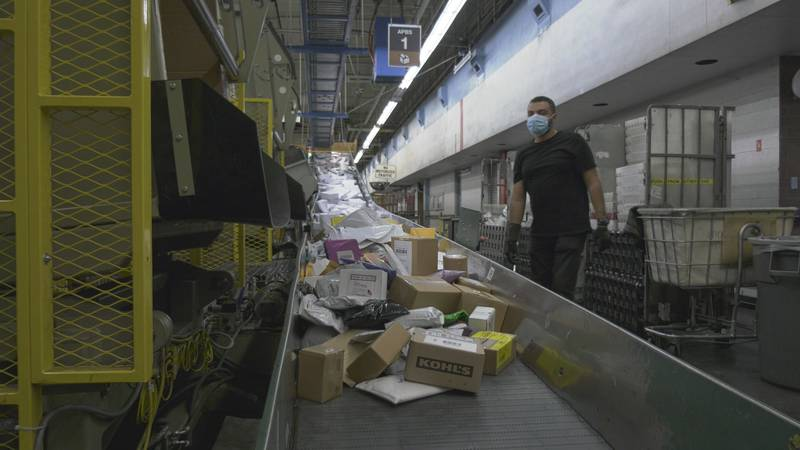 In Tucson, the USPS is likely to process and ship out more than 4.5 million packages this...