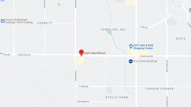 TPD officers are investigating a hit-and-run crash on Golf Links and Wilmot Roads.