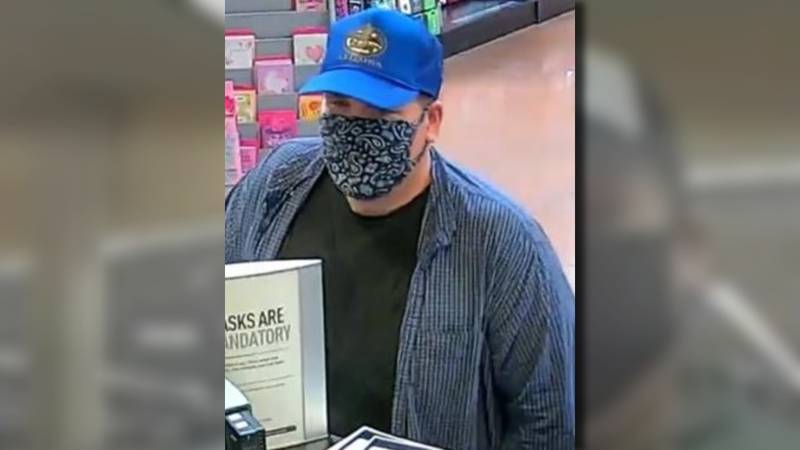 Anyone who recognizes this man is urged to contact Silent Witness.