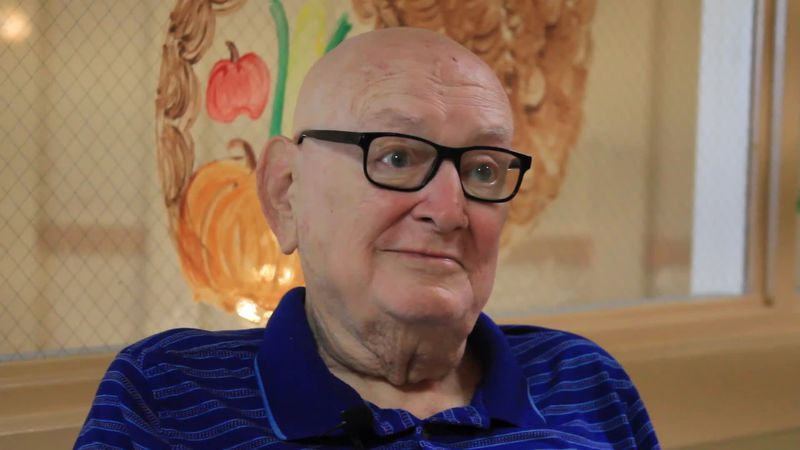 Don Appleton is just one resident at the Life Care Center of Tucson who has a lot to be...