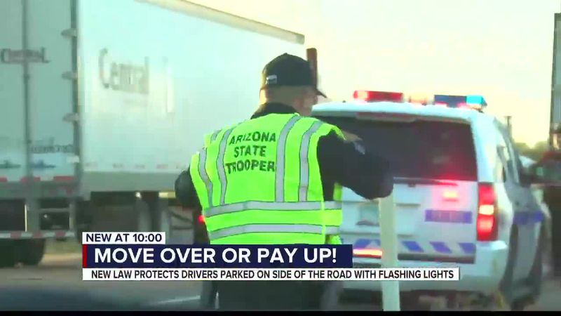 Move over or pay up!