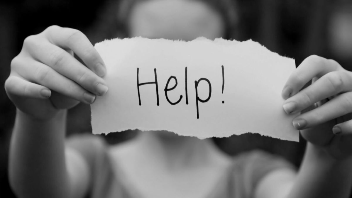 If you or someone you know is dealing with anxiety or stress, call the Crisis Hotline at...