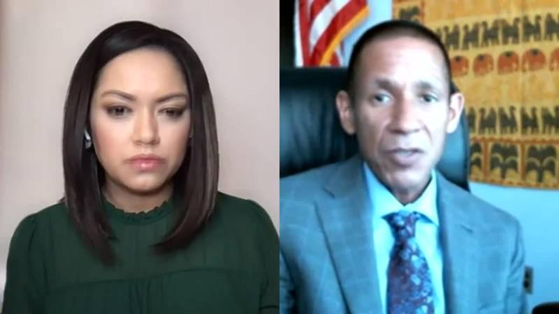TUSD superintendent Dr. Gabriel Trujillo discusses buses, face masks