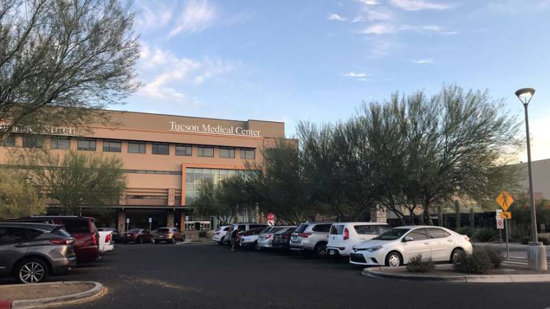 Tucson Medical Center currently has room and is prepared for any future influx of patients.