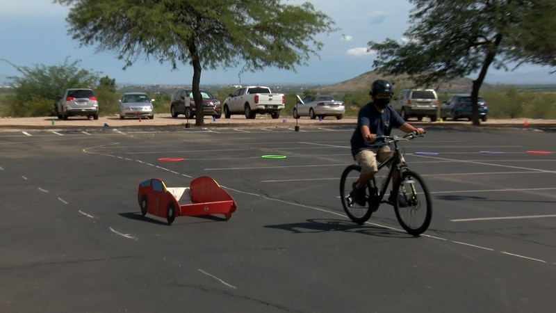 Tucson is a popular spot for cycling but it can become a dangerous place too.