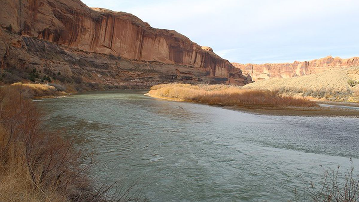 The Colorado River Basin continues to be sapped dry by increasing temperatures and diminished...