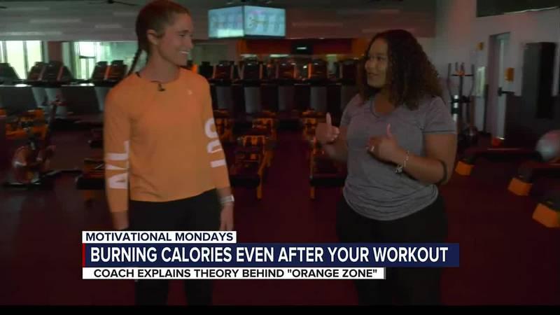 Motivational Monday: Burning calories after your workout