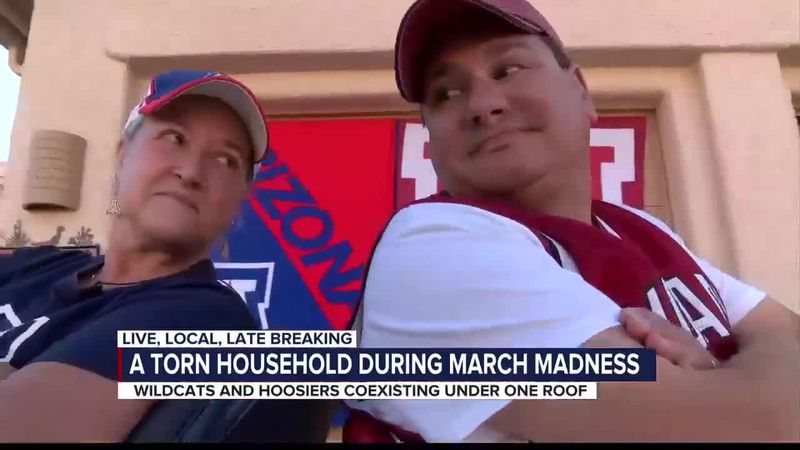 House divided; Wildcat and Hoosier go head-to-head