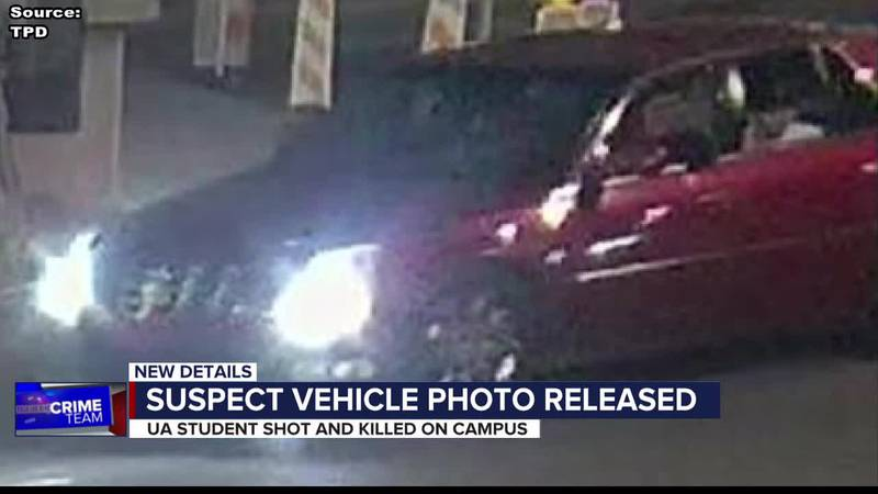 Suspect at large following parking garage shooting that killed UA student