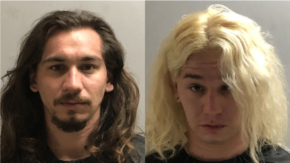 DJ Garcia, 25, and Roger Garcia, 21, are facing several drug charges following an investigation...