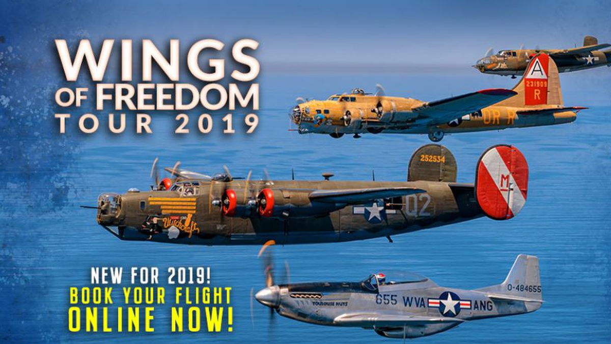 Wings of Freedom tour (Source: Collings Foundation)