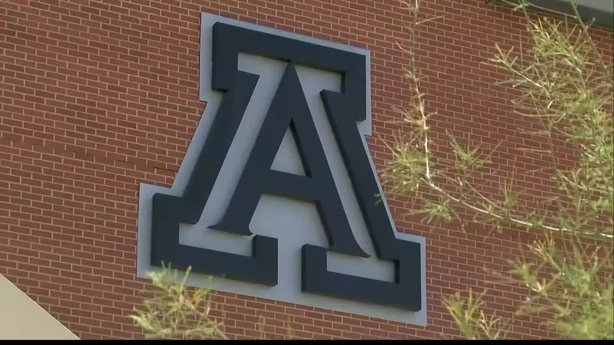 The University of Arizona said it will allow more students on campus.
