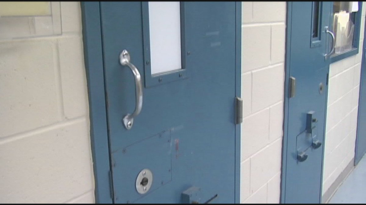 This is the door to a prison cell (Source: KFVS)