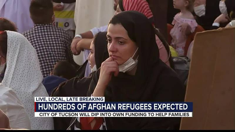 Up to 500 Afghan refugees expected to resettle in Southern Arizona