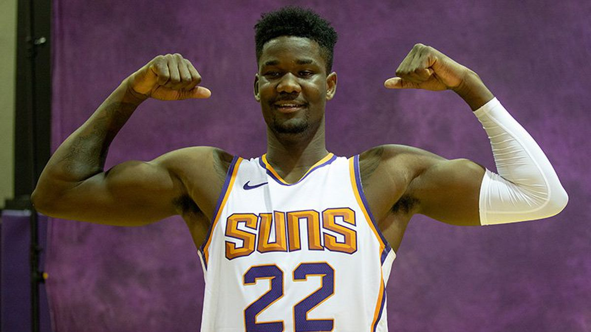 When Deandre Ayton was drafted, he was confident of his abilities to contribute to the Suns and...