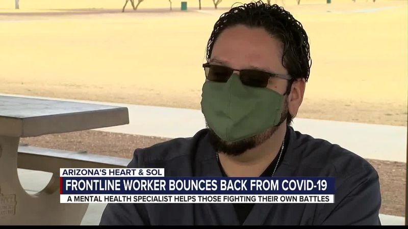 Arizona's Heart & Sol: Frontline worker bounces back from COVID-19