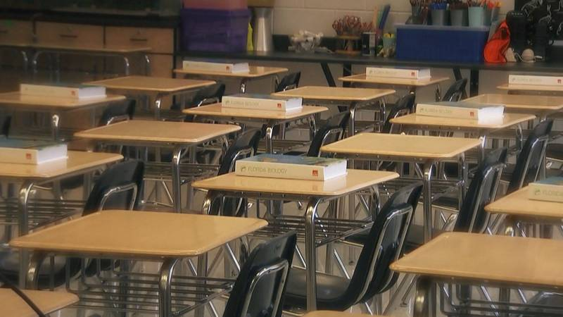 Empty desks for two southern Arizona school districts could mean a loss of funding.