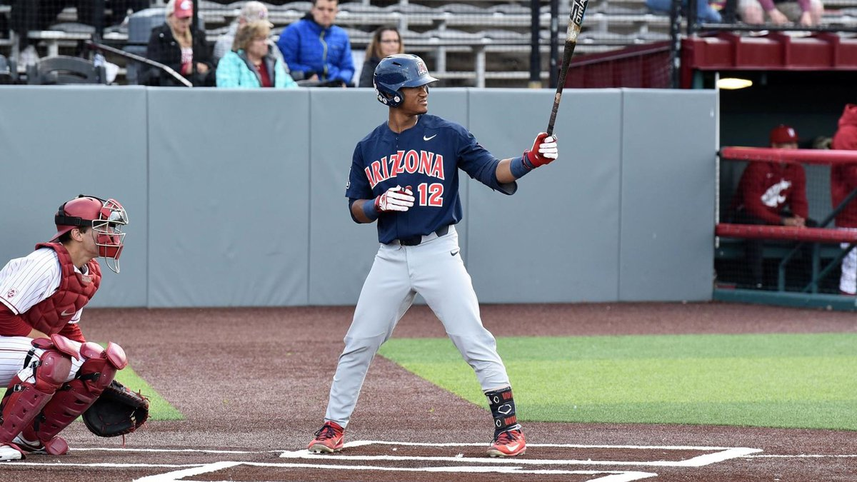 Justin Wylie's three-run home run catapulted the Wildcats on their way to a 10-4 win in Pullman.