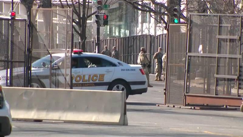 Domestic terrorism warned ahead of inauguration