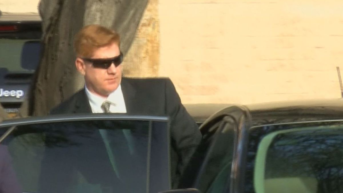 Border Patrol agent Lonnie Swartz was found not guilty of manslaughter in the cross-border...