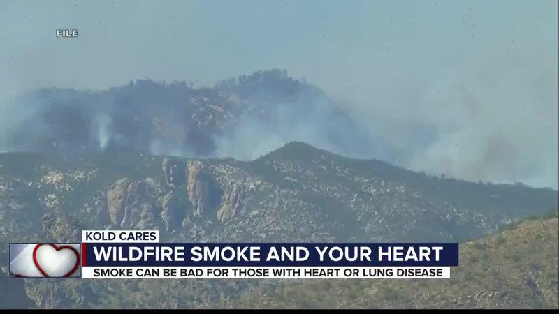 Wildfire Smoke Health Risks, July 2, 2020