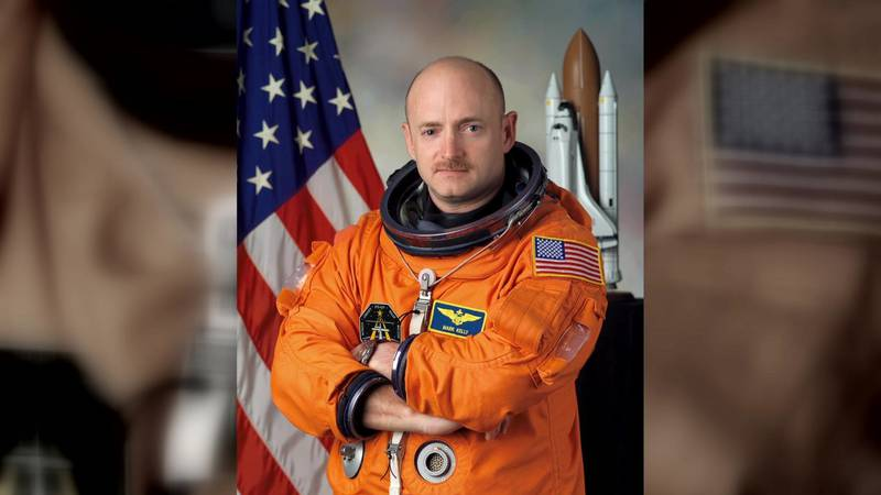 Captain Mark Kelly (Source: NASA)
