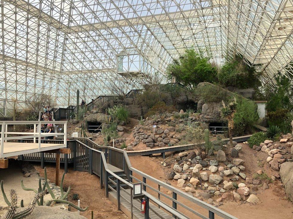 International space camp at Biosphere 2 (Source: KOLD News 13)