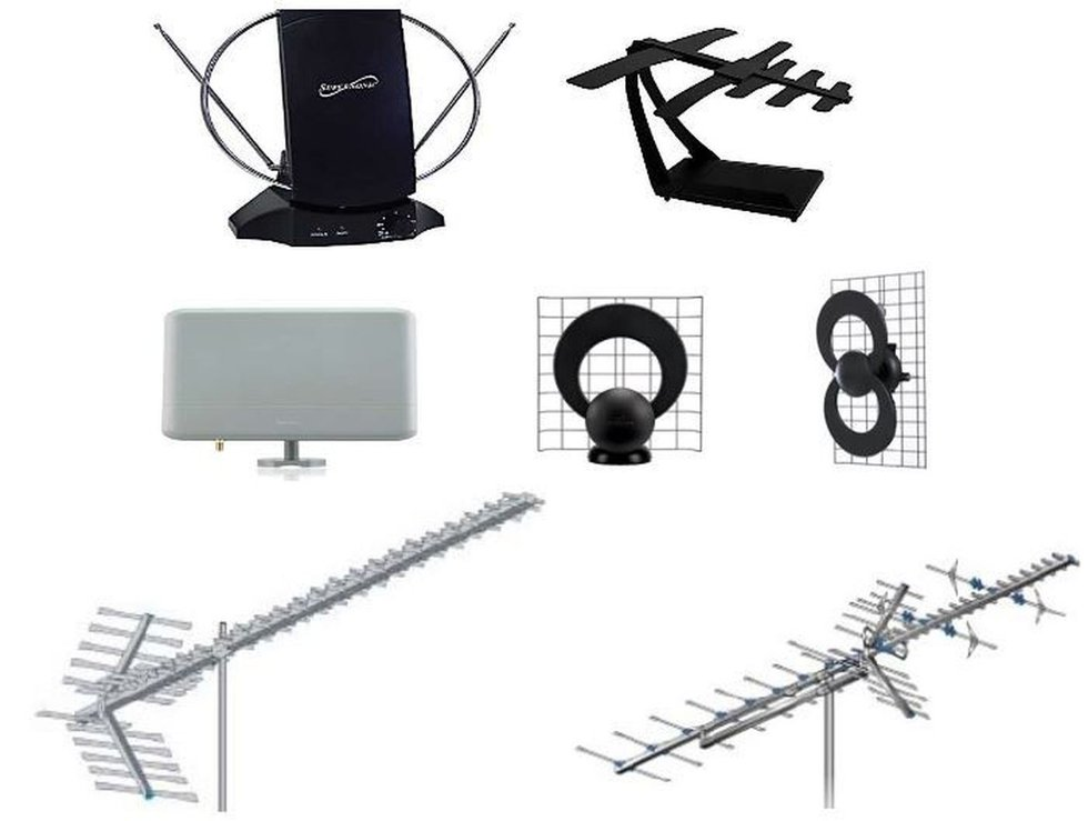 Antenna tips and reception troubleshooting
