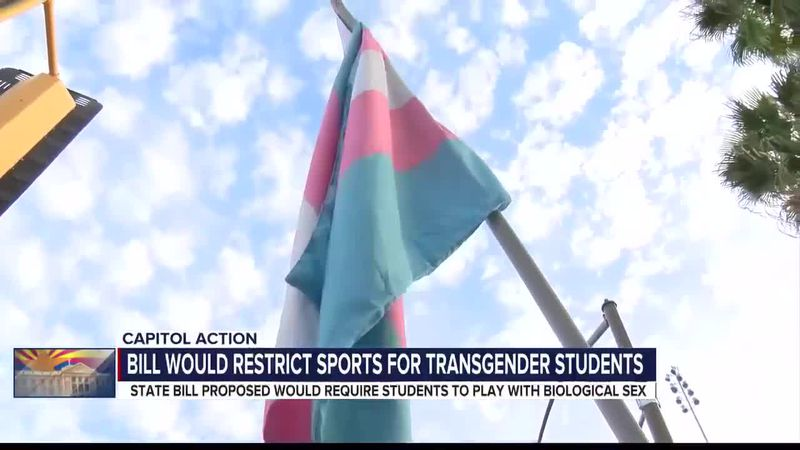 Anti-transgender bill in Arizona