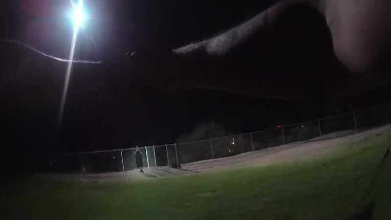 The Tucson Police Department released video from a fatal officer-involved shooting at Jesse...