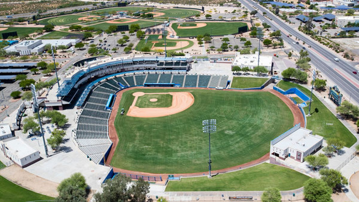 Pima County will reopen its outdoor sports facilities, like the Kino Sports Complex, Saturday,...