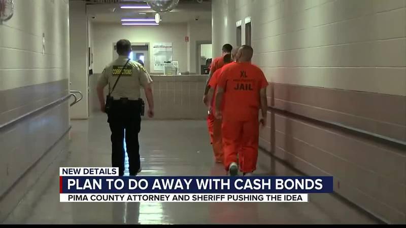 Prosecutors plan to do away with cash bonds