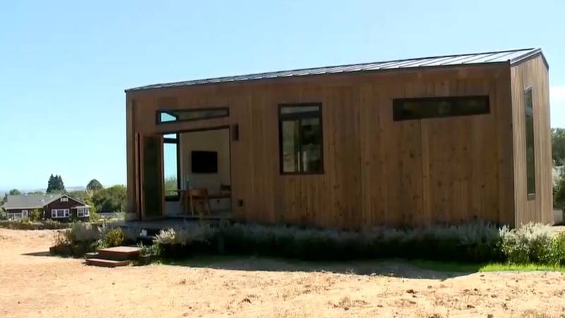 Accessory structures, known as casitas or tiny homes, are now allowed at Tucson residences.