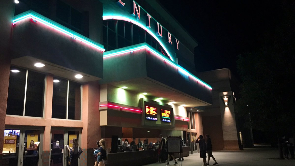 """Moviegoers were excited to see the """"Joker"""" Friday night, despite controversy and increased..."""