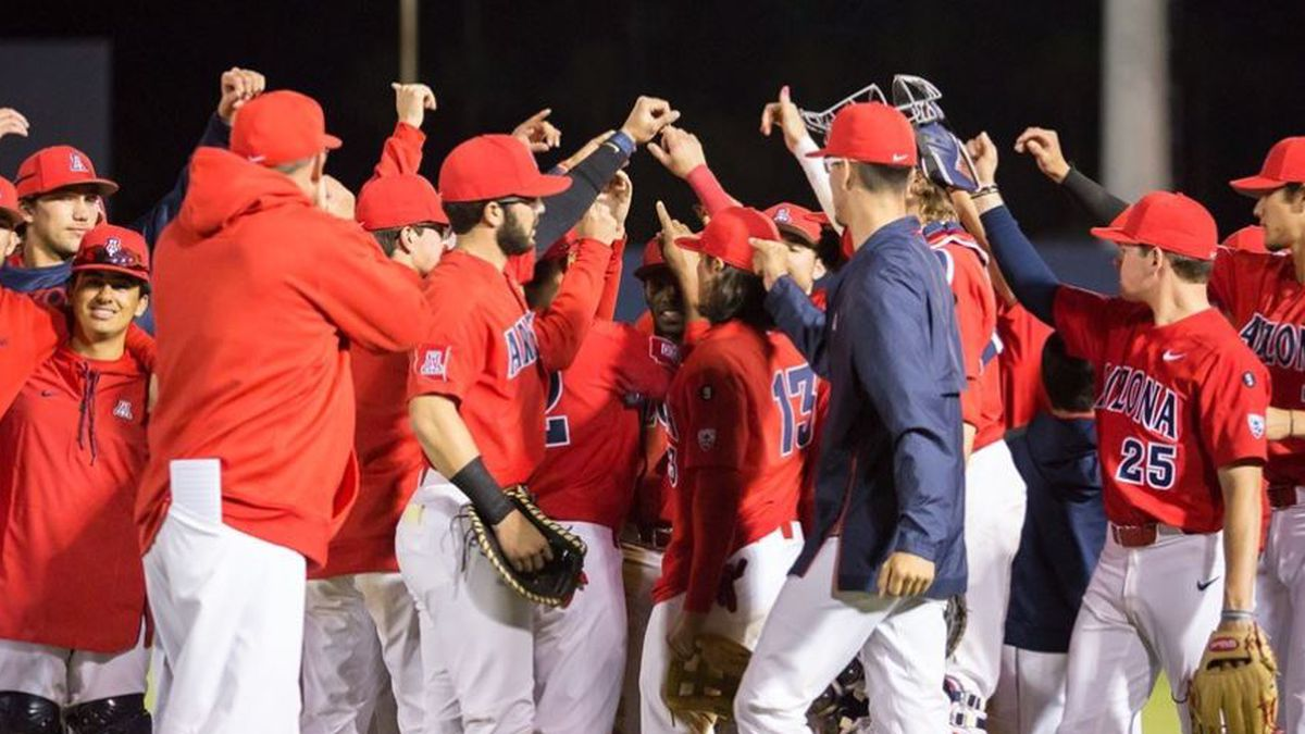 Arizona opens regional play against Grand Canyon on Friday, June 4.