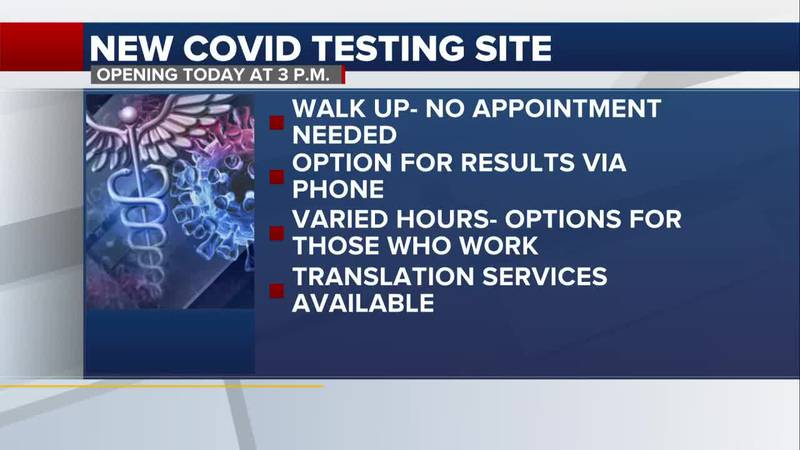 Pima County Health Dept. adds more COVID testing sites ahead of the holidays