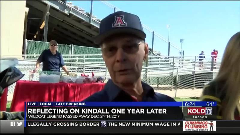 Remembering Wildcat baseball coaching legend Jerry Kindall