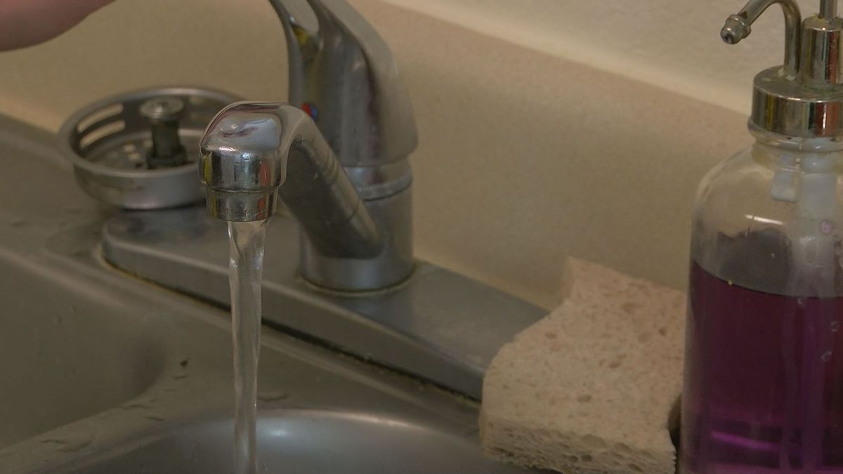 Tucson Water said they have about two and half times the number of accounts in delinquency than...