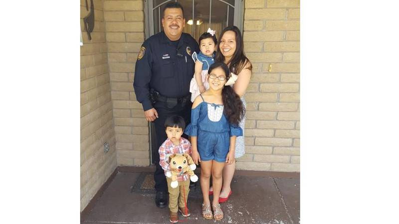 Remembering a fallen Nogales Officer (Source: KOLD News 13)