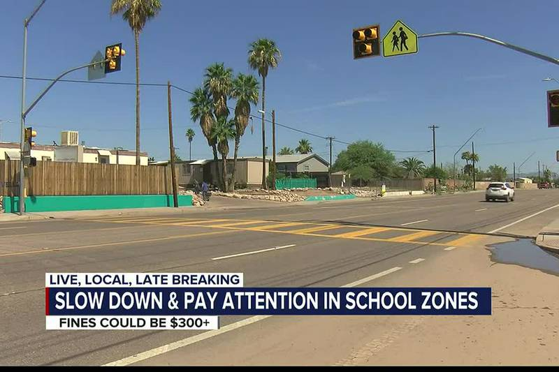 Be extra careful on roads as students head back to school