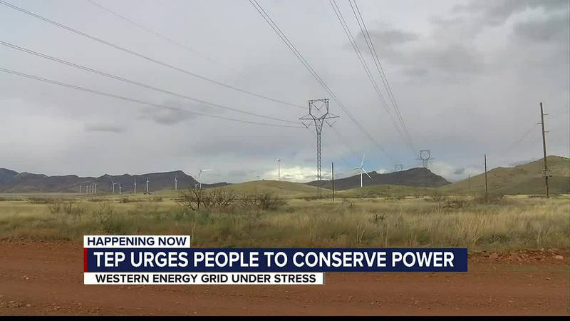 TEP urges people to conserve power