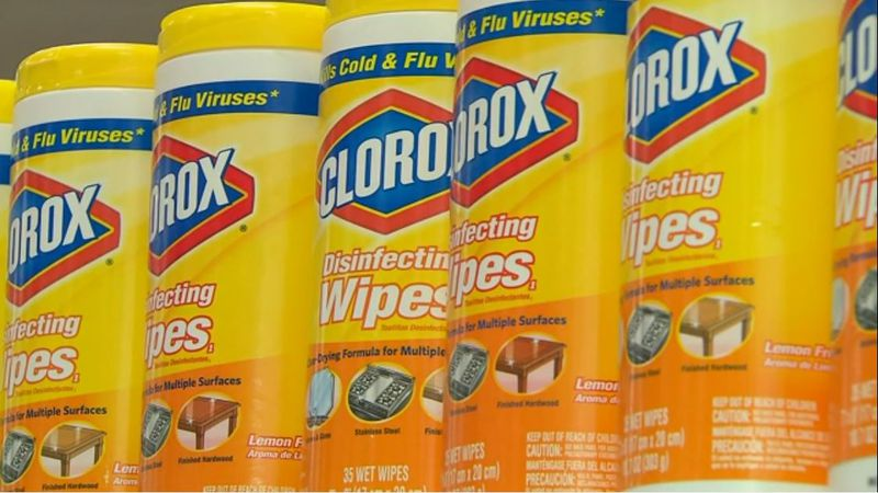 A fiscal first-quarter earnings report for Clorox shows the company is benefitting from the...
