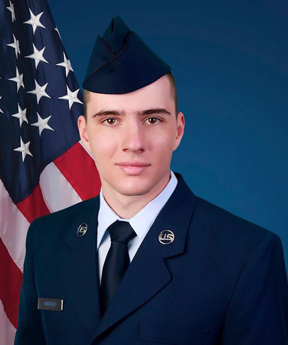 U.S. Air Force Airman Jon J. Kimminau   (Source: U.S. Air Force)