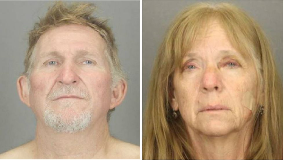 Blane and Susan Barksdale (Source: Tucson Police Department)