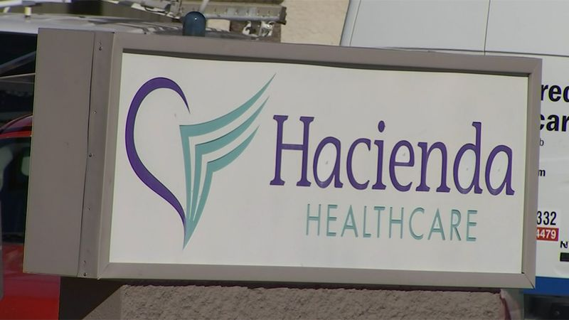 Hacienda Healthcare was where a woman in a long-term vegetative state was sexually assaulted...