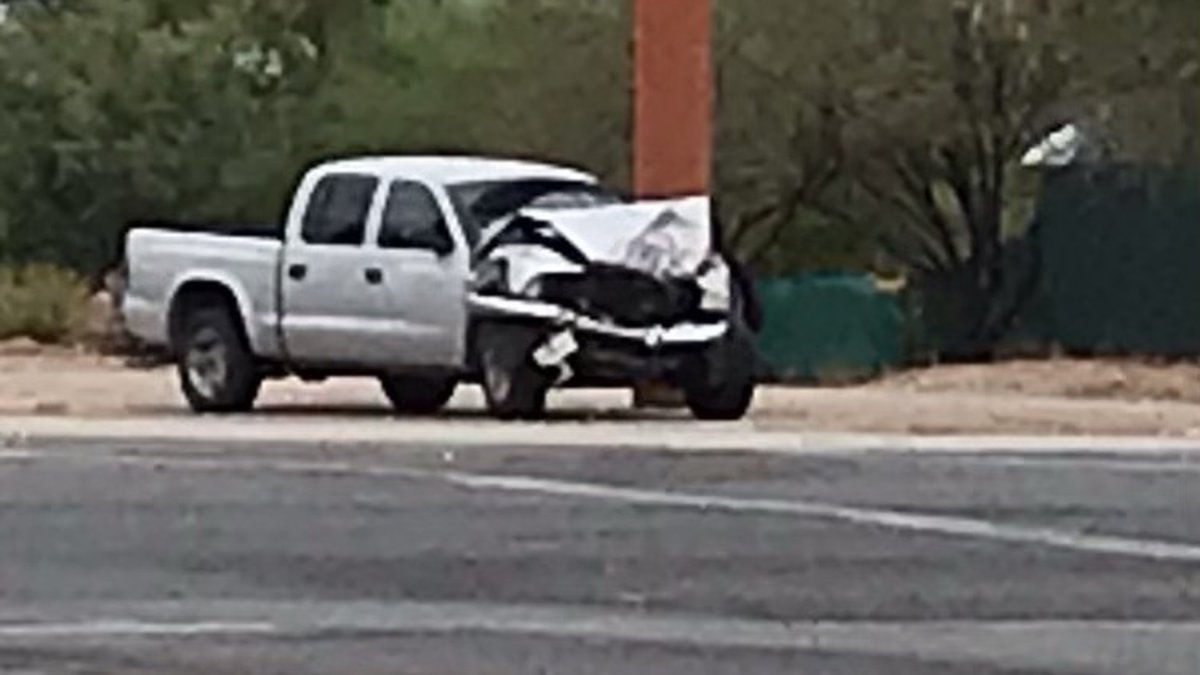 Drivers were advised to find an alternate route because of a crash at the intersection of...