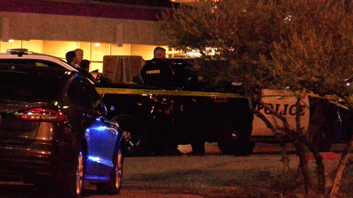 TPD investigating shooting