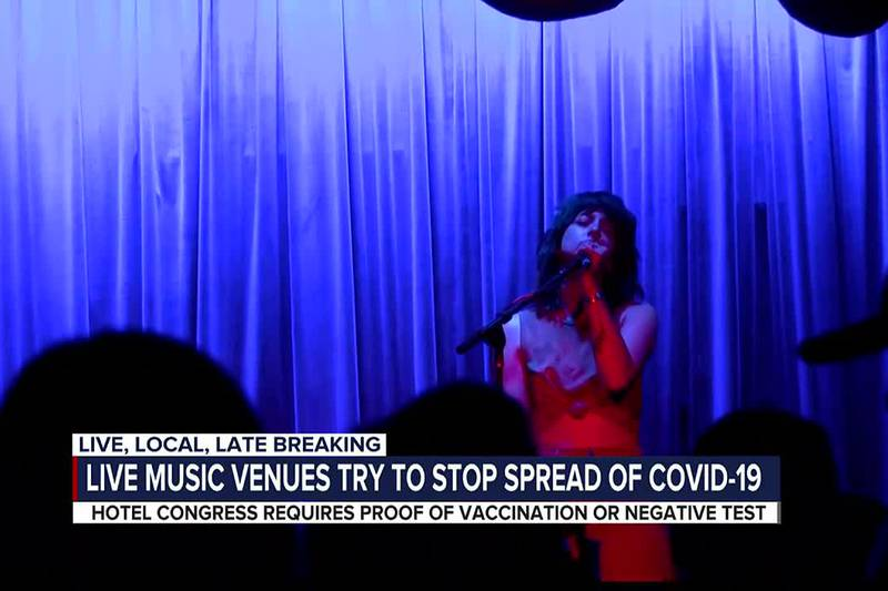Club Congress implements new entry requirements for shows
